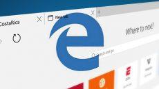 Microsoft Edge esta fazendo sucesso até com a turma da Maça