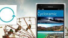 O app de fotos panorâmicas Cycloramic está gratuito por tempo limitado