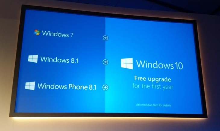 windows 10 free update