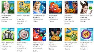 Disney windows phone jogos Free