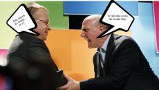 Satya Nadella vai demitir Stephen Elop, antigo CEO da Nokia, e mais…