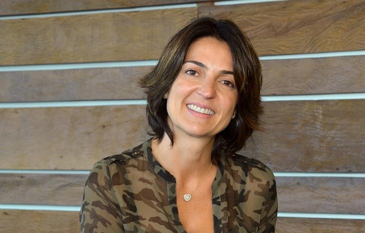 Paula Bellizia, nova presidente da Microsoft Brasil
