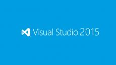 O Visual Studio 2015 e o NET 4.6 já estão disponíveis para download em suas versões finais
