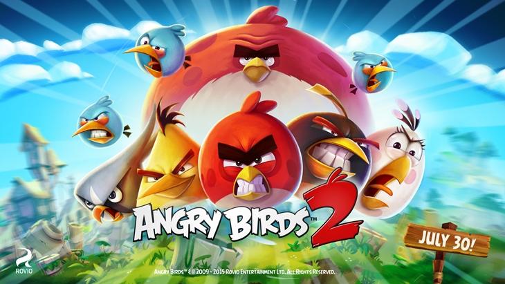 angry birds 2 windows phone