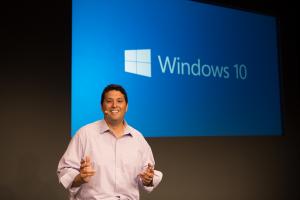 Terry Myerson, novo responsável pela linha Lumia