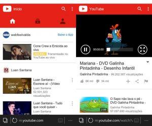 youtube Microsoft Edge