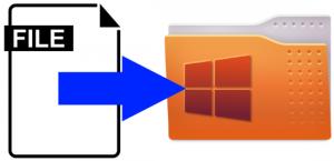 file-to-local-folder