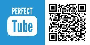 perfecttube youtube windows universal app qrcode1