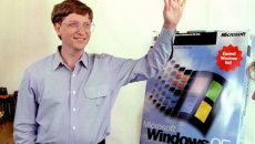 Há 20 anos nascia o Windows 95 e o botão Iniciar