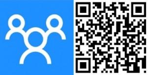 outlook groups app qrcode1-horz