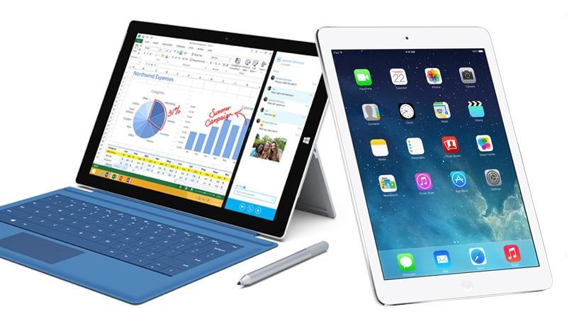 Surface Pro 3 VS Ipad Pro