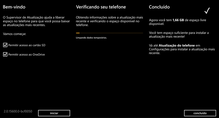 updateadvisor windows phone