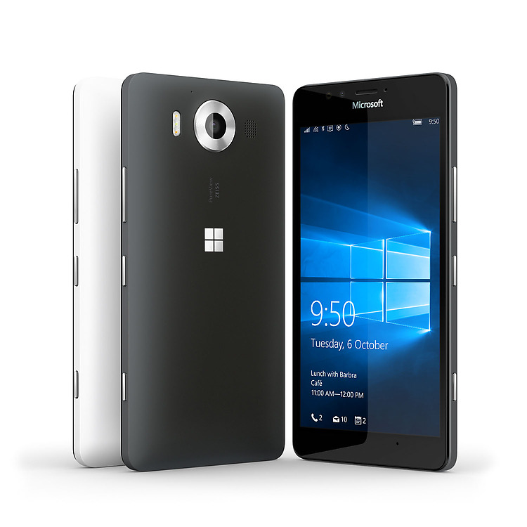 Lumia 950 com Windows 10 Mobile