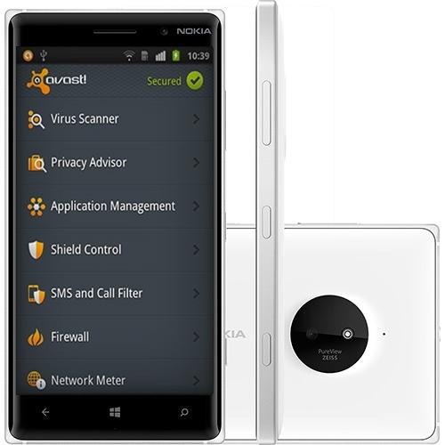 Avast Windows Phone App