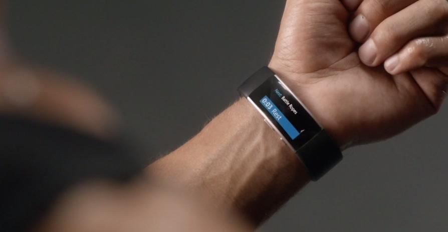 Band 2 microsoft pulseira