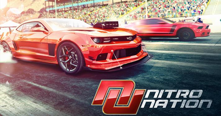 Chegou o popular game Nitro Nation Online na Windows Store