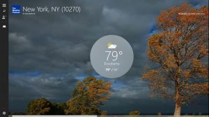 the weather channel windows 10 img1