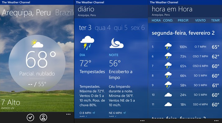 the weather channel windows 10 img4