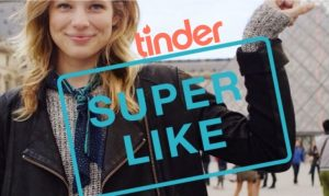 tinder super like