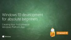 Desenvolvimento para Windows 10 – Série de vídeos