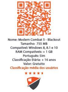 Download Modern Combat 5 - Blackout