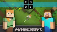 """Microsoft e Code.org lançam o tutorial de """"Minecraft"""" em português para a campanha A Hora do Código"""