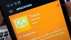 Mantenha-se atualizado sobre suas series e filmes favoritos com o aplicativo Trakter