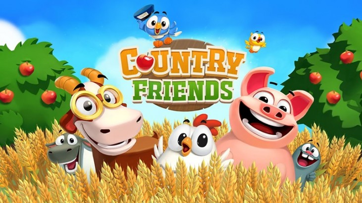 country friends windows phone img1