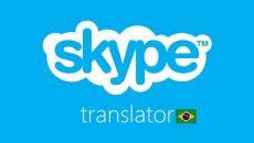 O Skype Translator já está disponível em Português do Brasil