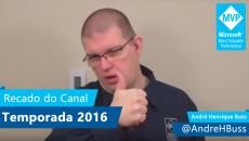 [Vídeo] Abertura 2016 AndreHBuss