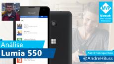 [Vídeo] Análise Microsoft Lumia 550