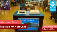 [Vídeo] Espiando o Microsoft HoloLens
