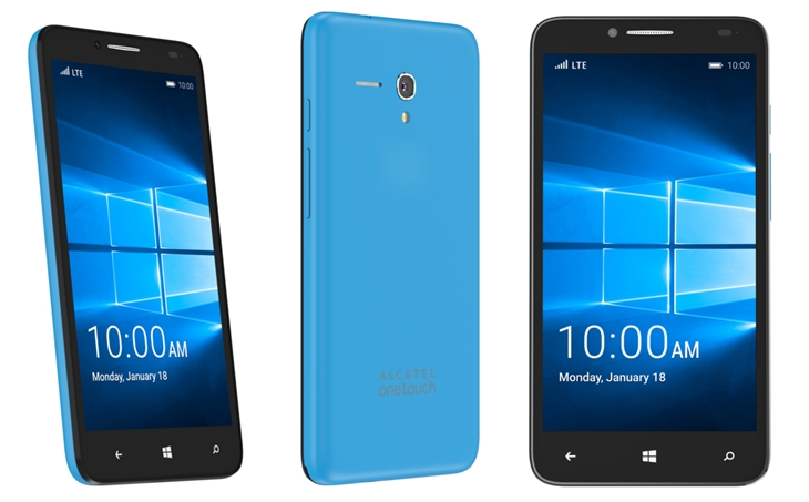Alcatel OneTouch Fierce XL windows 10 device img2