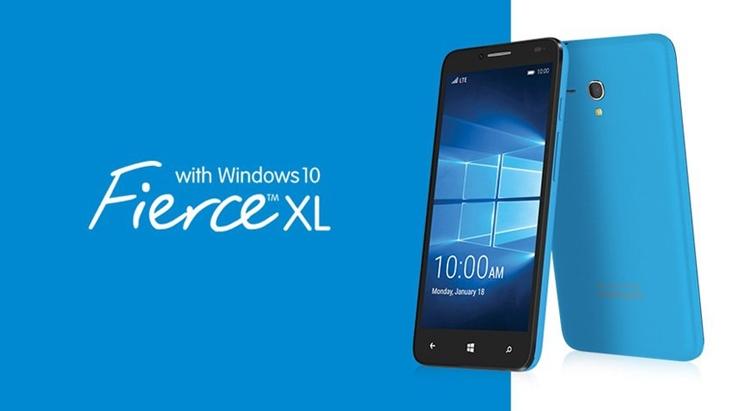 Alcatel OneTouch Fierce XL windows 10 device img4