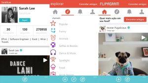 flipagram windows phone img2