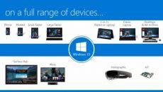 O projeto OneCore em torno do Windows 10 está prestes a se concretizar completamente