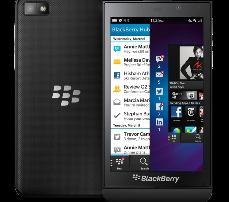 Blackberry e Microsoft fizeram uma parceria estratégica para aplicativos móveis