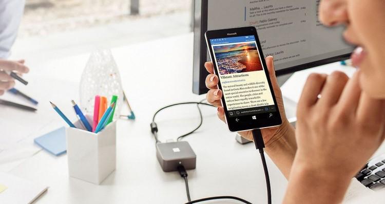 O Lumia 650 Não vem com suporte ao Continuum? A Microsoft explica