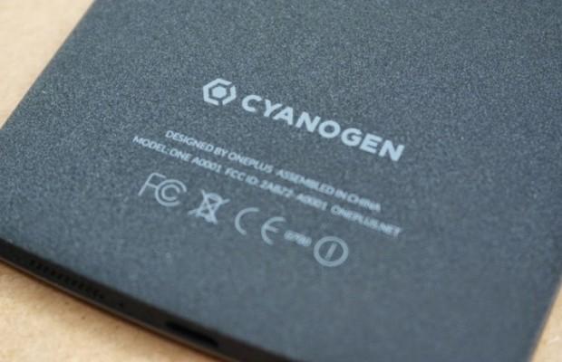 OnePlus com Cyanogen OS