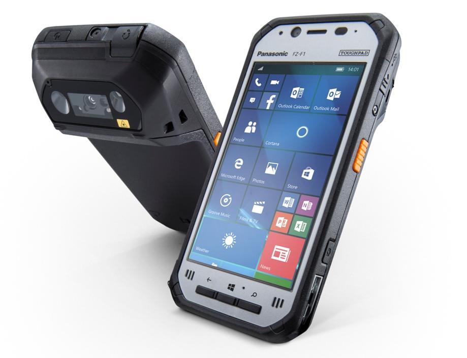 Panasonic anuncia o super resistente Toughpad FZ-F1 com Windows 10 Mobile