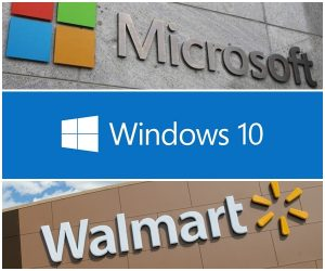walmart microsoft windows 10