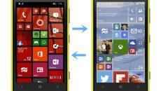 Quem quiser pode voltar para o Windows Phone 8.1 quando bem entender