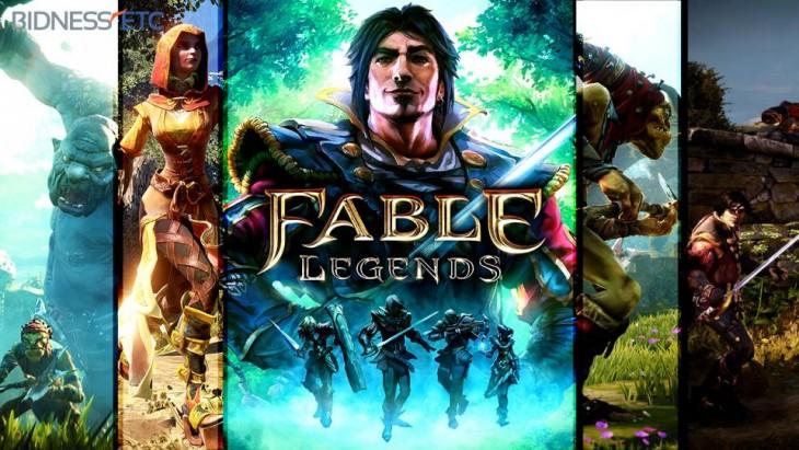 fable legends microsoft