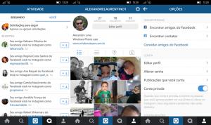 instagram beta novo windows 10 mobile img2