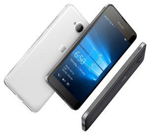 Novo Lumia 650, que nunca chegou ao mercado brasileiro
