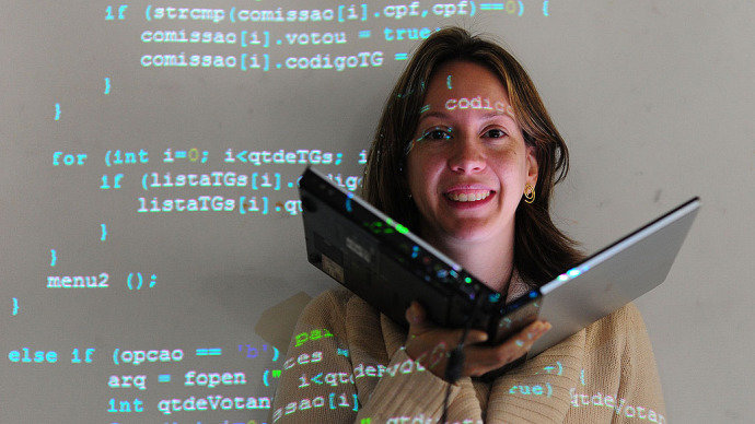 meninas programadoras