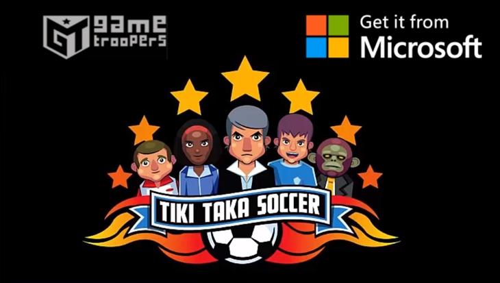 Tiki Taka Soccer windows phone windows 10 img1