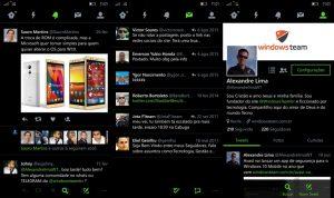 twitter app novo windows 10 mobile img1