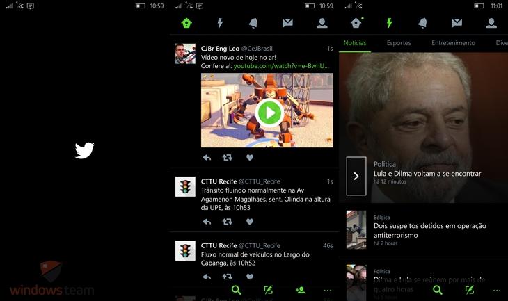 twitter app novo windows 10 mobile img2