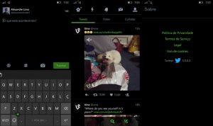 twitter app novo windows 10 mobile img3